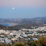 Milos Full Moon
