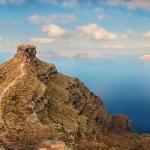 Skaros Rock View