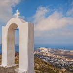 Oia Archway