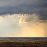 Brownell Rope Tornado - 5/9/16 Brownell, KS
