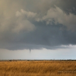 Distant Funnel - 5/9/16 Hays, KS
