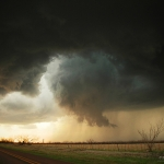 Funnel Cloud of Crowell