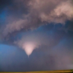 Anticyclonic Funnel