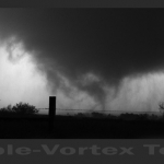 Multiple-Vortex Tornado