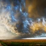 Finale of the Storm - 5/9/16 Hays, KS