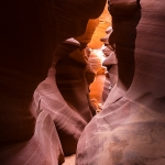 Slot Canyon Glow