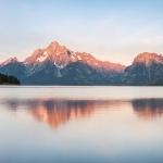 Jackson Lake July