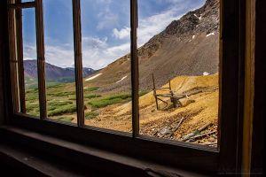 Mill Workers Window